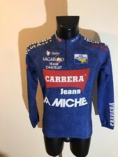 Maillot Cycliste Ancien Carrera Taille 4