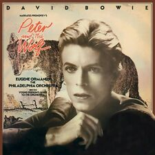 Peter & the Wolf -hq- Music on Vinyl Classics David Bowie 8718469536900
