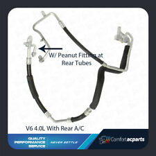 Suction & Discharge Ac Hose Fits: 2002 - 2005 Explorer - Mountaineer V6 4.0L
