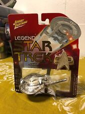 Legends of Star Trek  Enterprise NX-01 w/ Battle Damage  NOC  (1216DJ63) 53751