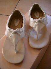 (Z65) BLOCH for Dancers Girls Schuhe Zehentrenner Leder Sandalen Ballerinas 32