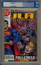 JLA: INCARNATIONS #7 - CGC 9.8 - 0108039057