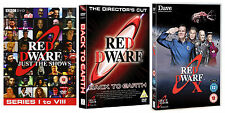 RED DWARF Complete Season Series 1 2 3 4 5 6 7 8 9 10 X Collection NEW DVD R4