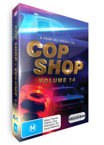 COP SHOP - VOLUME 14 - DVD SET - BRAND NEW AND SEALED