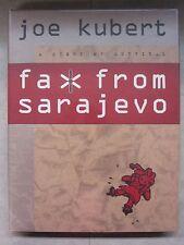 Fax From Sarajevo by Joe Kubert ~ Harcover ~ 1st Edition ~ 1996 Darkhorse Books