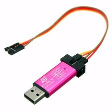 ST-Link V2 Emulator Downloader Programmer STM32F103C8T6 STM8 STM32 w/ Cable
