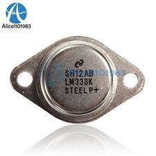 2pcs 5A LM338K LM338 Voltage Adjustable Regulator 1.2V To 32V