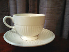 Wedgwood Edme Conway Pattern Cup and Saucer Cream colored English Made in 1958