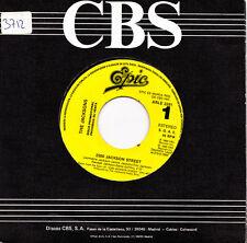 "THE JACKSONS-2300 JACKSON STREET SINGLE 7"" VINYL 1989 NO COVER PROMOCIONAL SPAIN"