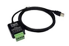 Exsys EX-1309-T - USB 2.0 zu 1x RS-232/422/485 Port mit 1.8 Meter Kabe (FTDI)