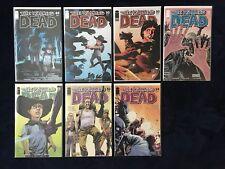 Walking Dead Comic Issue 49, 50, 50 2nd print, 51, 52, 53, 54 (Volume 9) Lot NM