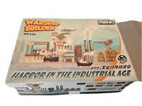 Meng - Warship Builder Harbor in the Industrial Age # WB-006 new see Description