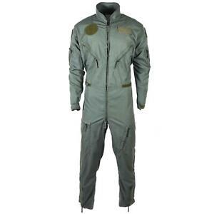 Original Dutch army aramid carbon fiber flight suit coverall pilot fighter