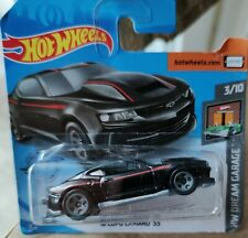 Hot Wheels © 2018 COPO CAMARO SS, mint on card - NO POSTAL CHARGE !