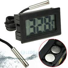 Mini Digital LCD Thermometer Humidity Temperature Meter Detector