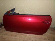 Ford Cougar Tür Seitentür Fahrertür rot metallic vorne links vl coupe