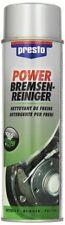 12x Presto Power Bremsenreiniger 500 ml Dose, Reiniger Entfetter 315541