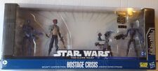STAR WARS Battle Pack Clone Wars Bounty Hunters  HOSTAGE CRISIS Animated Series