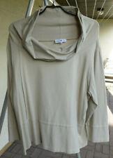 Nook Shirt Beige Gr. 2  Schalkragen top super toll