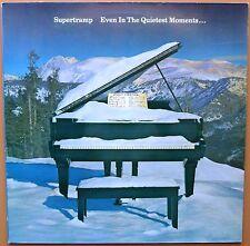 lot Supertramp (2) 33 Tours vinyles LP