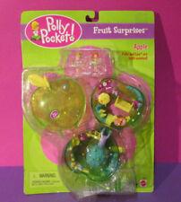 Polly Pocket Mini NEU ♥ Duft Früchte ♥ Apfel ♥ Fruit Surprise Apple ♥ NEW ♥ OVP