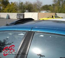 """Rain Guard Visor Dark Grey Sun Roof 1080mm (42.5"""") For 98-03 Dodge Ram 2500 Van"""