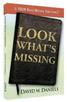 LOOK WHAT'S MISSING | David W. Daniels | Chick Publications, LLC | Brand New