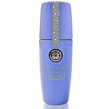 TATCHA LUMINOUS DEEP HYDRATION FIRMING SERUM 1oz JUMBO! AMAZING! SEALED!