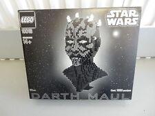 LEGO Star Wars Darth Maul Bust UCS (10018) Brand-New/Factory Sealed