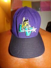 Vintage Las Vegas Stars New Era Snapback Hat Minor League Elvis Logo. Ultra Rare
