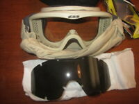 NEW LENS FREE SHP ESS Profile Series Goggles Ballistic Military Tactical Profile