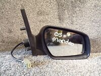 FORD MONDEO MK3 2000-2007 DRIVER SIDE ELECTRIC WING MIRROR O/S