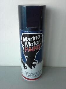Marine Farbspray blau metallic geeignet für Yamaha Aussenborder 400 ml