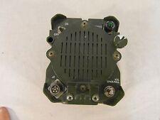 PARTS ONLY Loudspeaker Control Unit LS-671/VRC Surplus Radio Speaker 31230