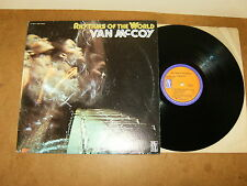 VAN McCOY : RHYTHMS OF THE WORLD - USA LP 1976 - H & L 69014 698