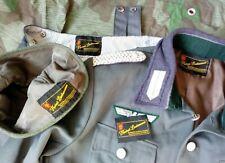 German Label WW2 Tailor Bevo Label Breslau