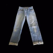 Vintage Selvedge Levi's 501 Redline Single Stitch Original 60s 70s 30x30 Levis