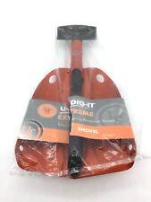 U-Dig-It Aluminum Shovel: Extreme I Telescoping I UST I Orange (MN03)