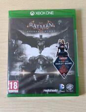 XBOX ONE BATMAN ARKHAM KNIGHT MICROSOFT XBOXONE X/S NUOVO ITALIANO SIGILLATO PAL