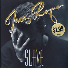 JAMES REYNE  Slave PICTURE SLEEVE AUSTRALIAN CRAWL record + juke box title strip