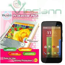 Pellicola display BRANDO per Motorola Moto G protezione ULTRA CLEAR schermo
