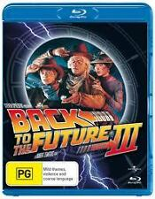 BACK TO THE FUTURE PART 3 - BRAND NEW & SEALED BLU RAY, STEVEN SPIELBERG 1990