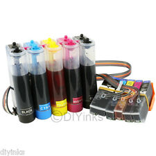 CISS Continuous Ink Supply System for Epson Expression XP-600 XP-800 CIS