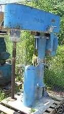11418-004 20 hp post mixer disperser carbon steel