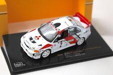 1:43 IXO Mitsubishi Lancer Evo 5 Champions Meeting ´98 NEW bei PREMIUM-MODELCARS