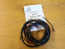 BMW R51/3 R67 R67/2 R67/3 R68 Kabel Kabelbaum Cable Stromkabel 6V mit Bremslicht