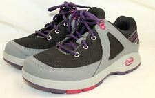 Chaco Vika Women's size 5 Hiking Sneakers New in Box Gunmetal Purple Gray color