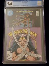 Wonder Woman #9 CGC 9.6 First Cover and Origin of All-New Cheetah (WW1984 Movie)