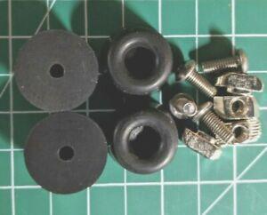 Prusa i3 MK3 MK3s rubber foot 3030 frame upgrade kit