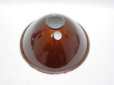 BOSCH REFLEKTOR E 200 Oldtimer Scheinwerfer Kontakte im Gehäuse und flaches Glas
